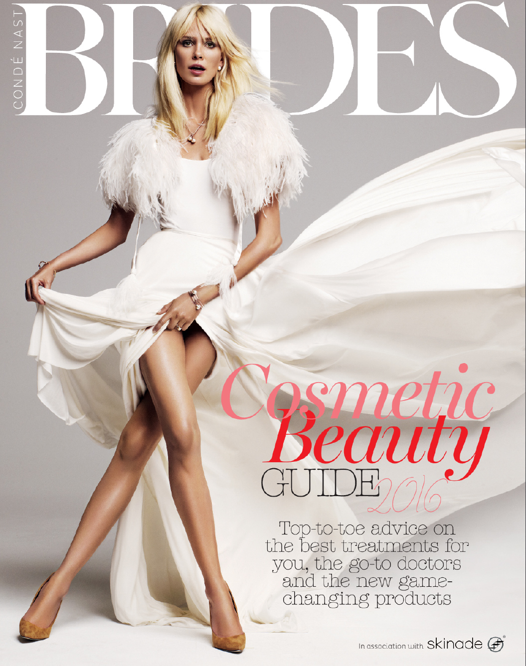 Brides – Cosmetic beauty guide 2016