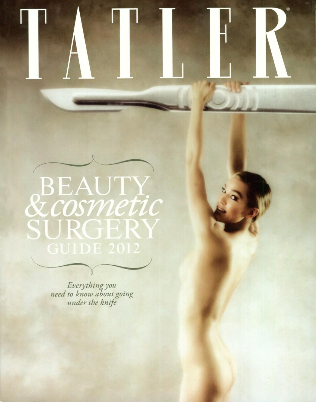tatler-beauty & cosmetic surgery guide 2012