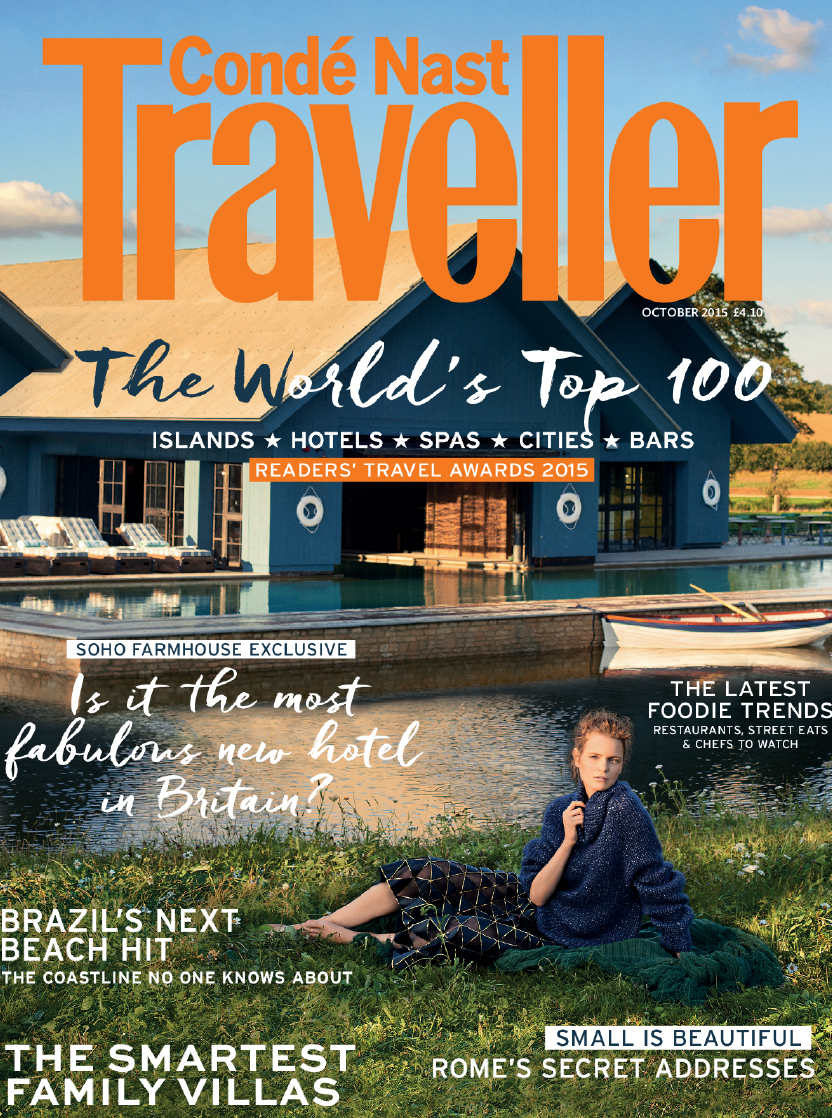 Conde Nast Traveller – Style File – Medical MOT's